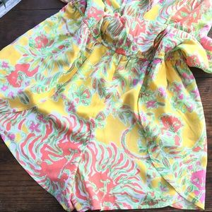 b55de735534 Lilly Pulitzer for Target Pants - Lilly Pulitzer for Target Happy Place  Romper 1X
